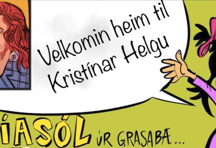 Fíasól - Kristín Helga